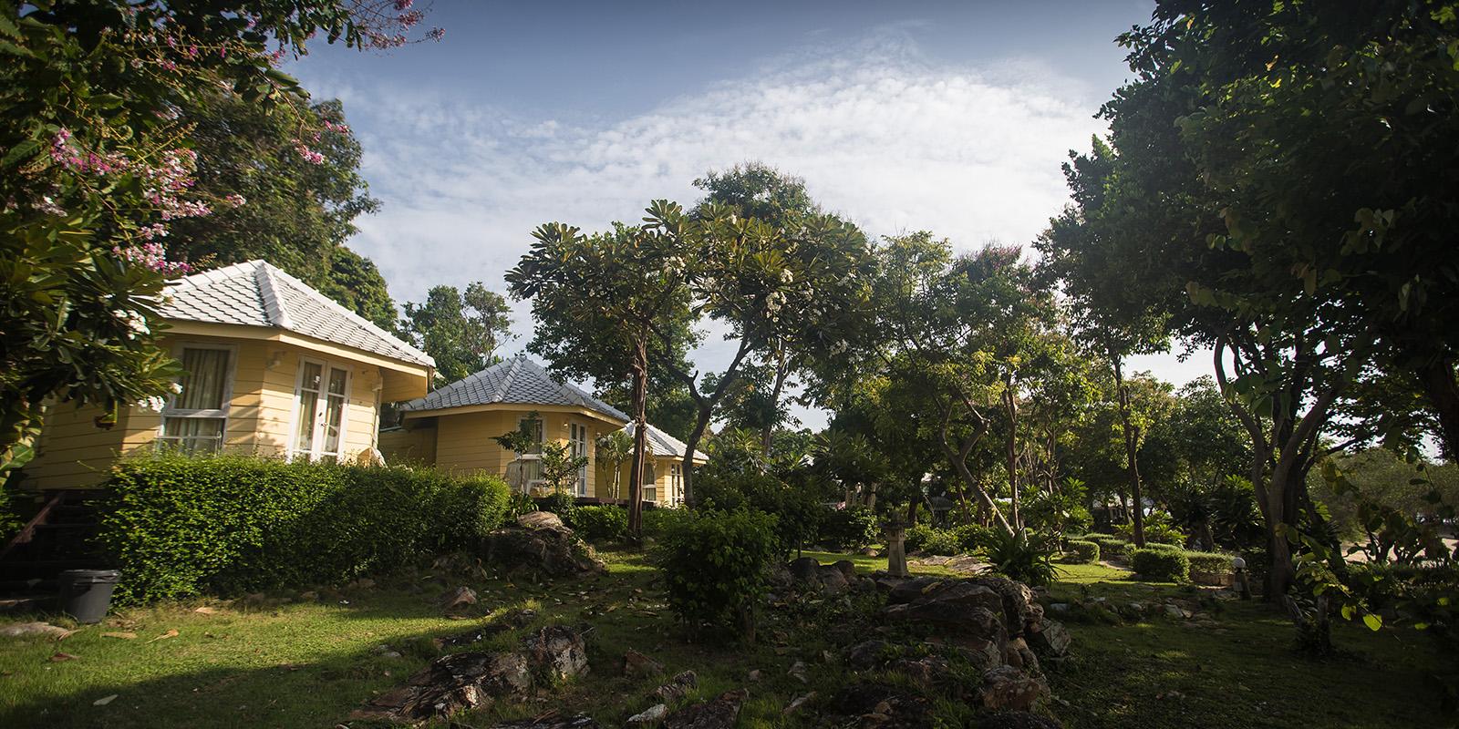 Koh Samed Resort Nimmanoradee Resort Samed Island